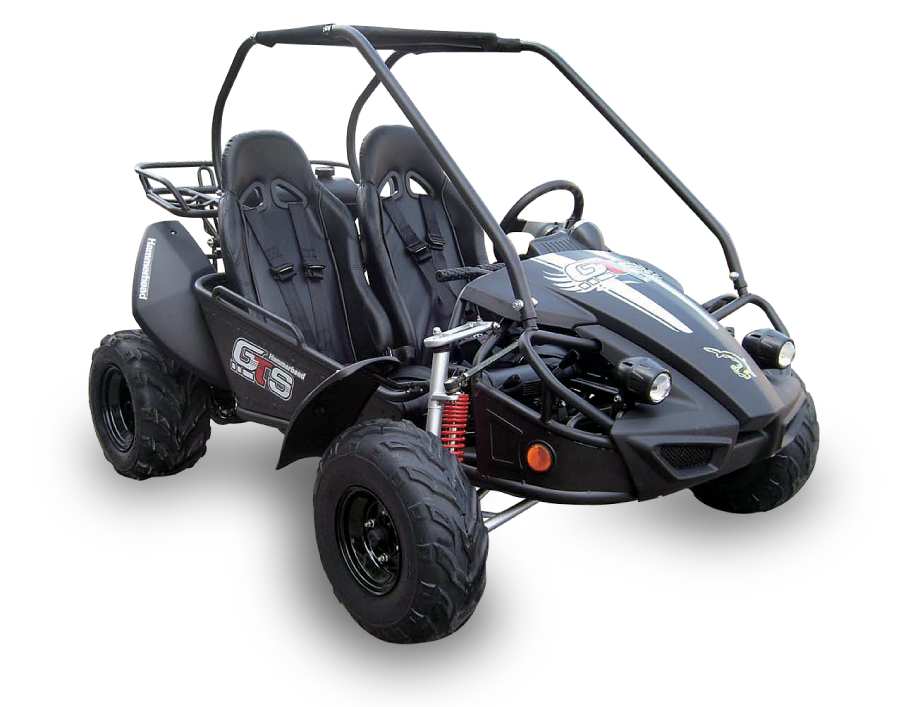 Gts 150 Hammerhead Off Road