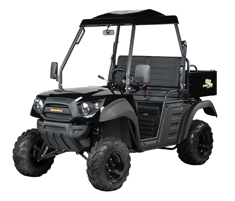 Lighten Your Summer Workload With A UTV