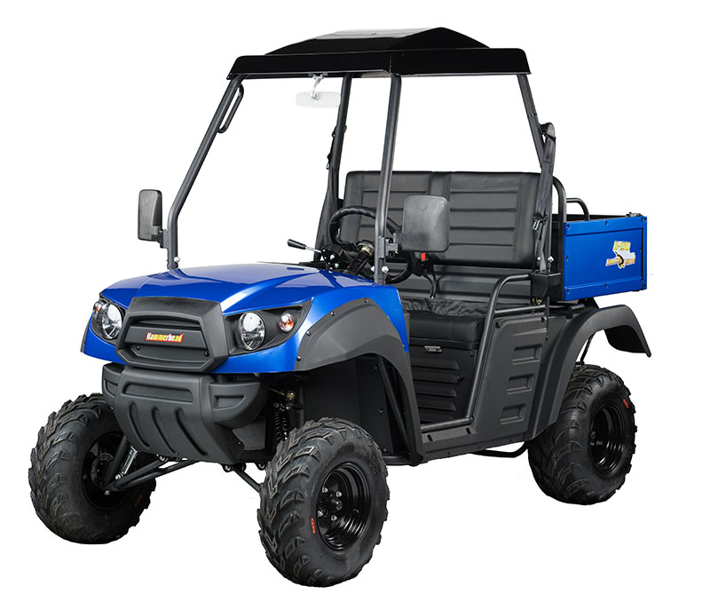 Enjoy The Thrill Of Off-Roading With The R-150™