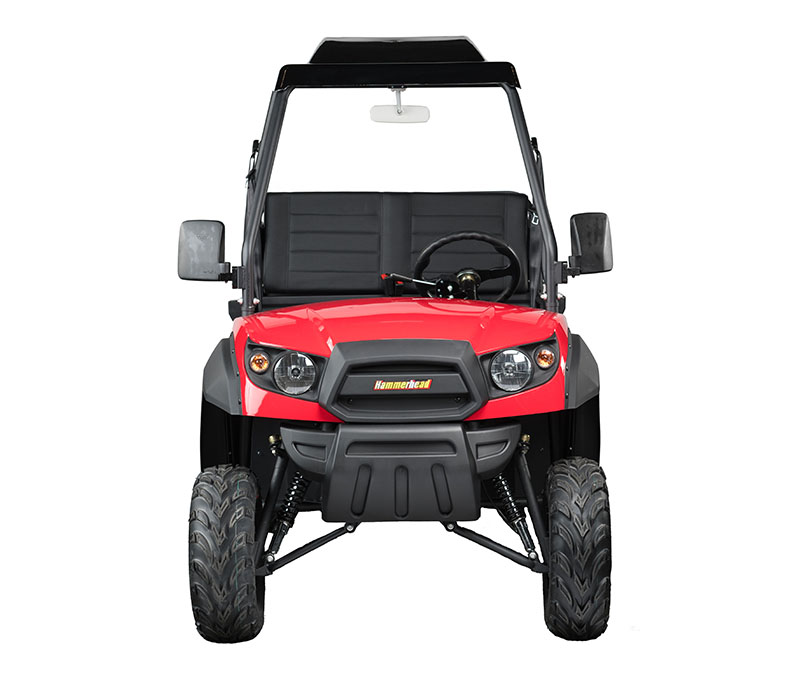 Why the Hammerhead R-150™ is a Great Choice for First-Time UTV Buyers