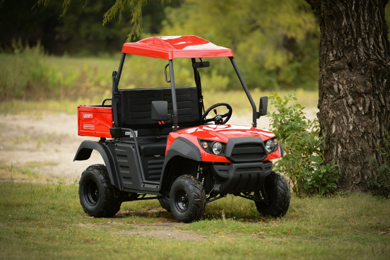 Why You Need the R-150™ Utility Vehicle