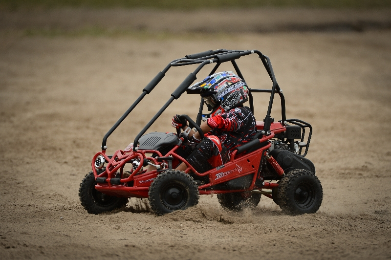 the perfect go kart for your kid the hh torpedo hammerhead off road