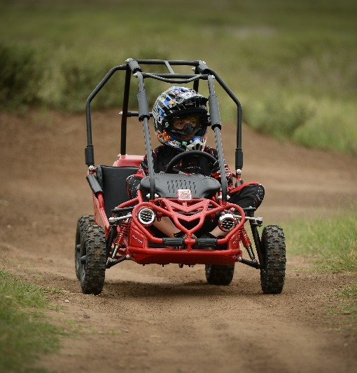 Your Personal Go Kart will Take you off the Beaten Path
