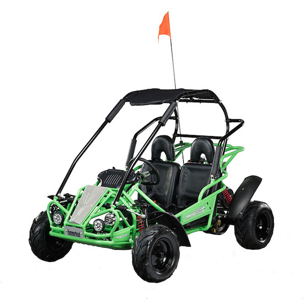 Enjoy the Great Outdoors with a Youth Go-Kart for the Kids