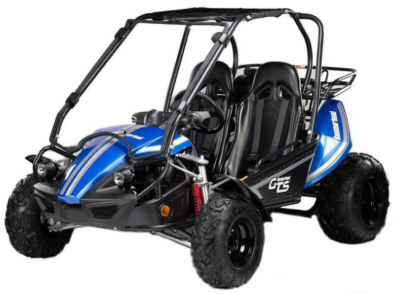 Forge New Trails with the GTS 150