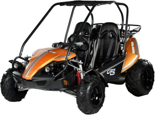 GTS Orange Side