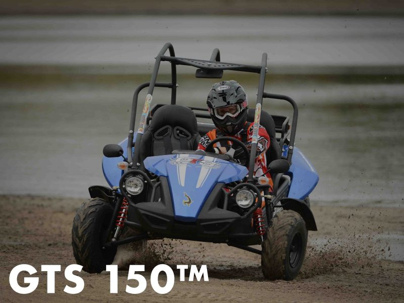 The Nation's Best Selling Go-Kart: The GTS 150™
