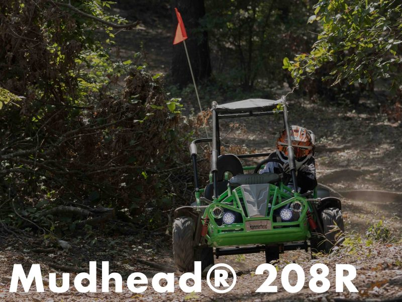 Get Your Kids Outside with the Mudhead 208R™