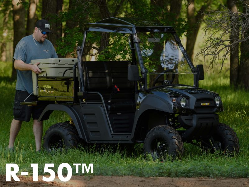 The Hammerhead R-150™: Capability at a Great Value