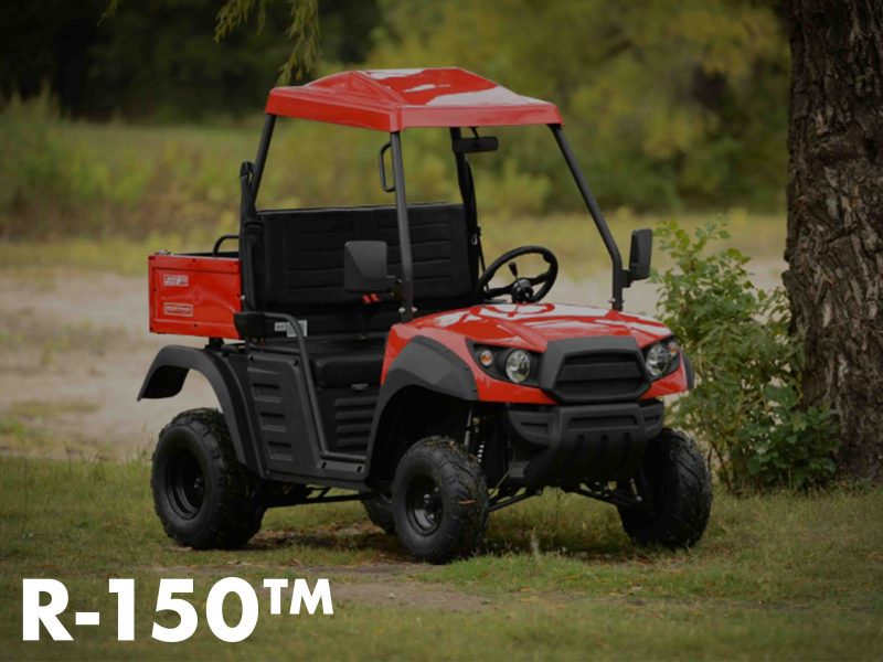 Why the Hammerhead Off-Road R-150™ is a Great Choice