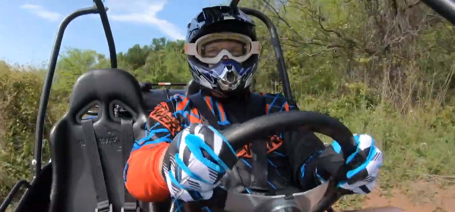 Why Off-Road Go-Carts are a Great Activity for Your Family